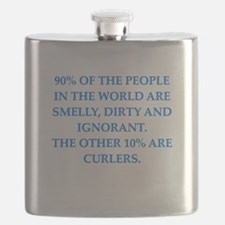 curler Flask