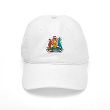 Grenada Coat Of Arms Baseball Cap