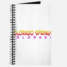 Colorado Springs, CO. Journal