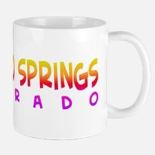 Colorado Springs, CO. Mug