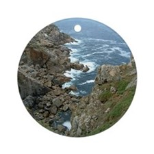 Sea Is Calling Ornament (Round)