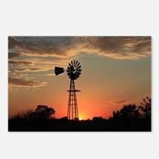Kansas Country Golden Win Postcards (Package of 8)
