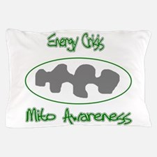 Mito Awareness Energy Crisis.png Pillow Case