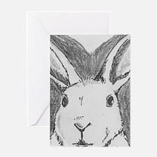Rabbit Rescue Adoption Greeting Cards