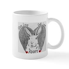 Rabbit Rescue Adoption Mugs