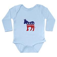 North Dakota Democrat Donkey Body Suit