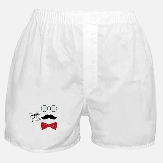 Dapper Dude Boxer Shorts