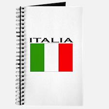 Italia Flag II Journal