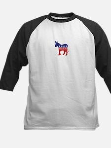 Virginia Democrat Donkey Baseball Jersey