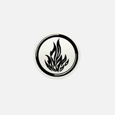 Dauntless symbol Mini Button