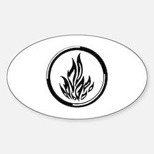 Dauntless symbol Decal