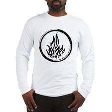 Dauntless symbol Long Sleeve T-Shirt