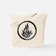 Dauntless symbol Tote Bag