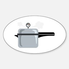 Pressure Cooker Dish Decal