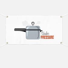 Under Pressure Banner