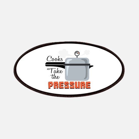 Cooks Take The Pressure Patches