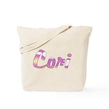 Cori Name Tote Bag