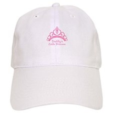 Daddys Little Princess, Elegant Tiara Baseball Cap
