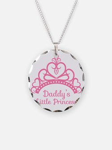Daddys Little Princess, Elegant Tiara Necklace