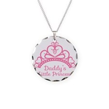 Daddys Little Princess, Elegant Tiara Necklace Cir