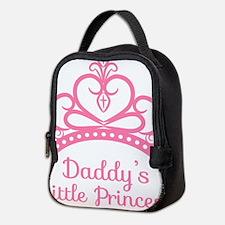Daddys Little Princess, Elegant Tiara Neoprene Lun