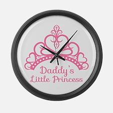 Daddys Little Princess, Elegant Tiara Large Wall C