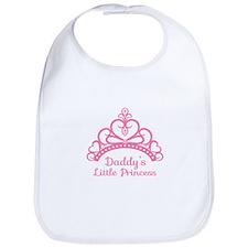 Daddys Little Princess, Elegant Tiara Bib