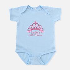 Daddys Little Princess, Elegant Tiara Body Suit