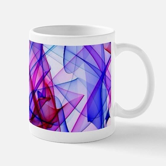Flame Art ABBY Mugs