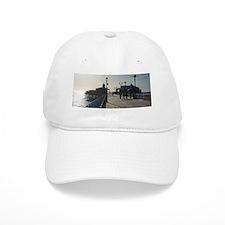 north pier Baseball Cap