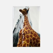 Lego Giraffe, Potsdamer Platz, Be Rectangle Magnet