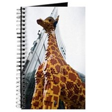Lego Giraffe, Potsdamer Platz, Berlin Journal