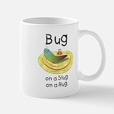 Bug on a Slug on a Rug Mug