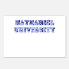 Nathaniel University Postcards (Package of 8)