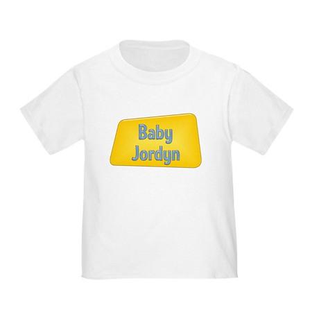 Baby Jordyn Toddler T-Shirt