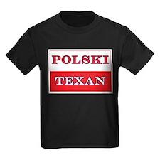 Polski Texan Polska Flag T