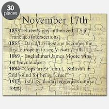 November 17th Puzzle