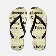 November 15th Flip Flops