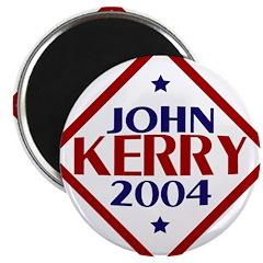 John Kerry 2004 Magnet
