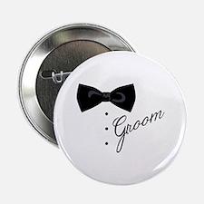 "Groom 2.25"" Button"