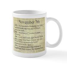 November 7th Mugs