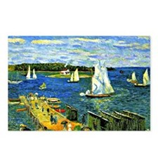 Glackens - Mahone Bay Postcards (Package of 8)