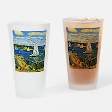 Glackens - Mahone Bay Drinking Glass
