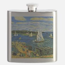Glackens - Mahone Bay Flask