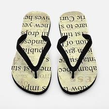 December 31st Flip Flops
