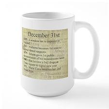 December 31st Mugs