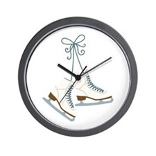 Skating Boots Wall Clock