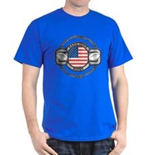 USA Hard Core Rugby T-Shirt