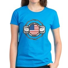 USA Hard Core Rugby Tee