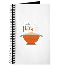 Made in Italy Journal